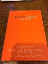 CLINIQUE HAPPY * Cologne for Men * 3.4 oz * BRAND NEW IN BOX