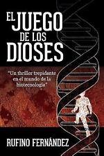 El Juego de Los Dioses by Rufino Redondo (2016, Paperback)
