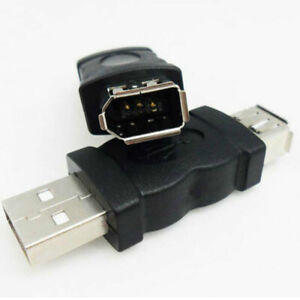 Firewire IEEE Extension Adapter USB To 1394 Pin Durable Conversion Plug