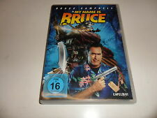 DVD My Name Is Bruce