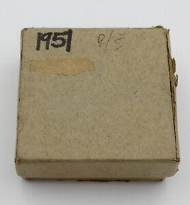 1951 PROOF SET OF U.S. COINS IN ORIGINAL MINT BOX NO RESERVE  #CSB20