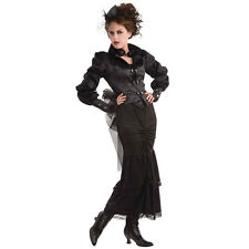 Adult Female Steampunk Victorian Lady Costume Fancy Dress