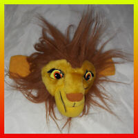 Disney The Lion King Mufasa ADULT Simba Honey kids soft Plush Toy Bracelet retro