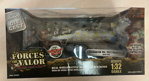 FORCES OF VALOR 1/32 - GERMAN Sd. Kfz. 251/1 HANOMAG NO:81000