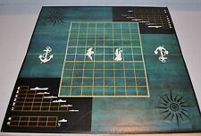ADMIRALS GAME BOARD ONLY (Replacement Part) 1980s Parker Brothers