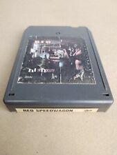REO Speedwagon : Hi Infidelity 8 Track Tape Cartridge epic fea 36844 1980