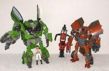 Transformers Revenge of the Fallen Human Alliance Skids & Mudflap Lot Arcee Rare