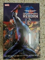 Captain America Reborn Vol. #1 Marvel Comics TPB Brubaker