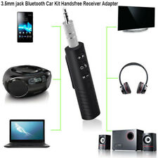 Universal 3.5 mm Jack Bluetooth Car Kit Adaptador Receptor Audio Música Manos FU