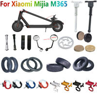 For Xiaomi Mijia M365 Electric Scooter Brake Pads Tires Screw Replacement Parts