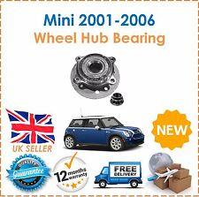 Per BMW Mini One Cooper & lavoro R50 R52 R53 2001-2006 Anteriore Ruota HUB Cuscinetto