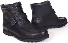 Polo Ralph Lauren Wheathill Men Pitstop Leather Ankle Hiking Work Boot Size 11.5