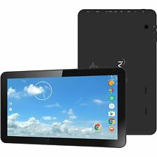 """Tablet Intel Quad Core Wifi 10.1"""" 16GB Android 6 Webcam, Grey"""