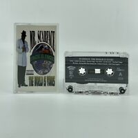 Scarface - The World Is Yours Hip Hop Cassette