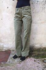 LEVIS 416 LADIES DENIM GREEN JEANS 80's RED TAB STRAIGHT LEG W29 L30 UK12 LOOK!