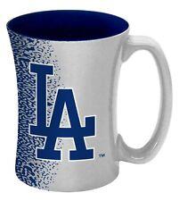 Los Angeles Dodgers Mocha Coffee Mug [NEW] LA 14 Ounce Oz. MLB Tea Cup Microwave