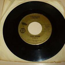 ROCKABILLY 45 RPM RECORD RUDY DOZIER - RRE 201