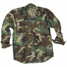 MIL-TEC tropicale Camicia 1//2 braccio Cotton Cachi tempo libero