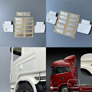 Professional Spoiler for Tamiya 1/14 Tractor Scania R620/470/730/560 Car Parts