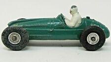 Dinky 233 COOPER BRISTOL #6 Race Car green TURNED HUBS racer diecast