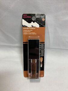 Covergirl Exhibitionist Liquid Glitter Eyeshadow Shade 5, Gilty Party 0.13 OZ