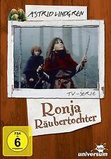 RONJA RÄUBERTOCHTER TV-Serie  UNCUT Teil 1 2 3  DVD Neu
