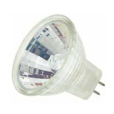 24V 20W MR11 G4 Cvr 30 Deg Reflector Covered Glass Halogen FiberOptic JCR 9323P