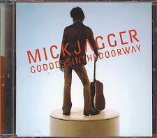 MICK JAGGER - GODDESSINTHE DOORWAY - RARE PROMO CD