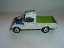 CORGI TOYS LAND ROVER 109 WB NEEDS RESTORING SEE PHOTOS