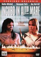 Incubo in alto mare DVD NER Versione Noleggio