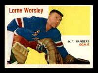 1960 Topps #36 Gump Worsley  EXMT+ X1611151