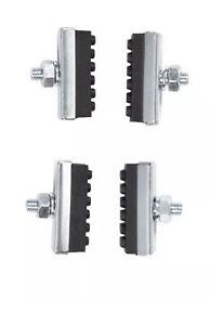 Econo Standard Bike Caliper Brake Pads fits most Economy and BMX Caliper brakes