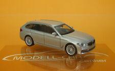Herpa 430708-002 BMW 5er Touring (G31) glaciersilber metallic PKW 1:87