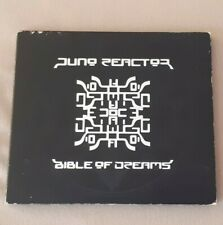 CD Juno Reactor - Bible of dreams (God is God) electronica/psytrance/goa trance