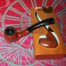 1 Durable Rosewood Smoking Enchase Pipe Tobacco Cigarettes Cigar Pipes Gifts New