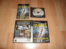 HEROES OF MIGHT AND MAGIC QUEST FOR THE DRAGON BONE STAFF PARA LA PS2 BUEN ESTAD