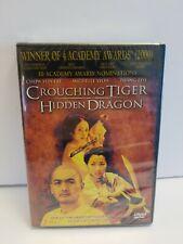 Crouching Tiger, Hidden Dragon [New Dvd] Subtitled, Widescreen