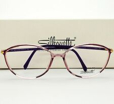 Silhouette Eyeglasses Frame 3502 30 6078 55-15-130 without case