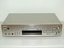 Sony MDS-JB980QS High-End MiniDisc Recorder Silber, neuer Laser, 2J. Garantie