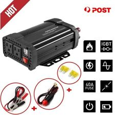 Solar Power Inverter 2000W Peak 12V DC To 110V AC Modified Sine Wave Converter F