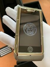 Versace Unique Grey Technology LG. Original Luxury phone.