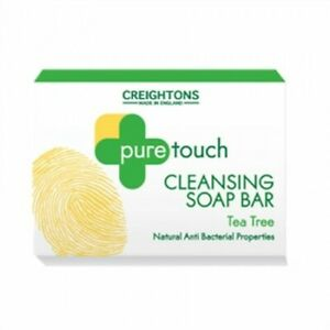 Creightons Pure Touch Cleansing Soap Bar 75g
