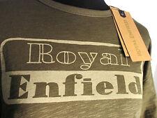 Tee-shirt ROYAL ENFIELD LOGO de crémone L