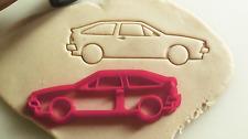 VW Volkswagen Scirocco Mk2 Turbo Cookie Cutter