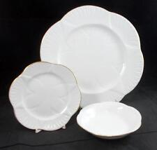 Shelley REGENCY 3 Piece Assortment Dainty Shape Bone China VERY GOOD CONDITION