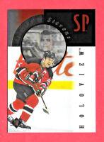 1995-96 Scott Stevens Upper Deck SP Holoview - New Jersey Devils