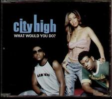 City High - What Would You Do? - CD Single (2001)