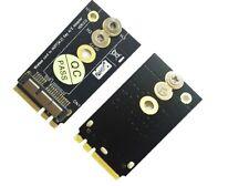 BCM94360CS2 BCM943224PCIEBT2 12+6Pin Wireless Card to NGFF Key A/E M2 WiFi Card