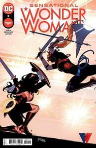 Sensational Wonder Woman #1-2 | Select A B Covers | NM 2021 DC Comics