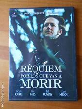 DVD REQUIEM POR LOS QUE VAN A MORIR - MICKEY ROURKE - CAJA SLIM (E5)